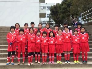 3/8 第28回古川南5年生サッカー大会の結果