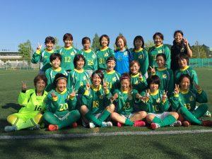 第28回 レディースサッカー大会 宮城県大会の結果