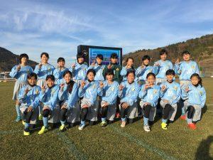 マイナビベガルタカップU-15ガールズサッカーフェスティバル2016 in Winterの結果