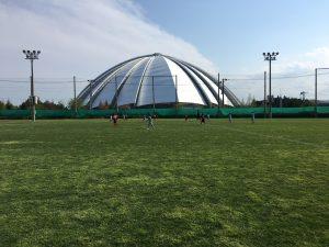 U10 リスペクトリーグ 第1ステージ・1回戦目の結果