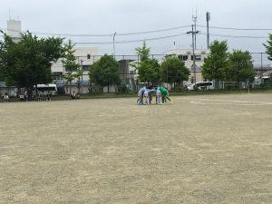 U12 リスペクトリーグ 第2ステージ・2回戦目 6/25