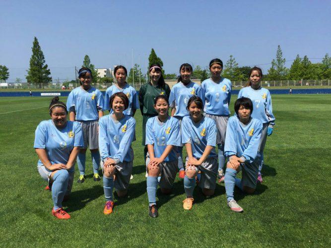 第39回宮城県女子サッカー選手権大会(皇后杯)の結果