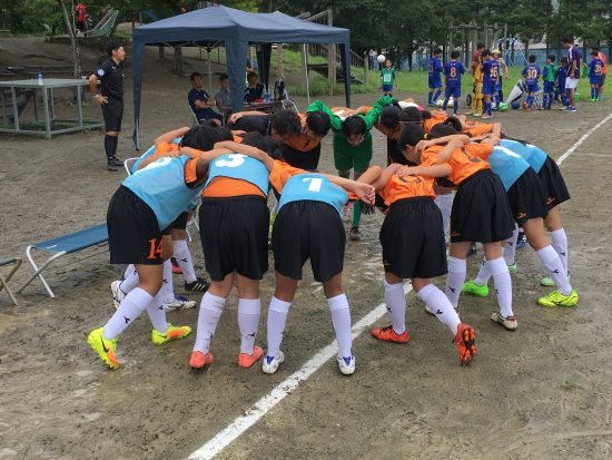 U12 リスペクトリーグ 第3ステージ・2回戦目 8/6の結果