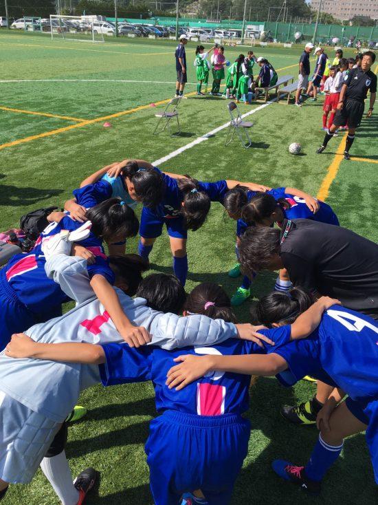 【5・6年】2017JFAフットボールデー仙台市民サッカーの集い 少女大会の部に参加しました。