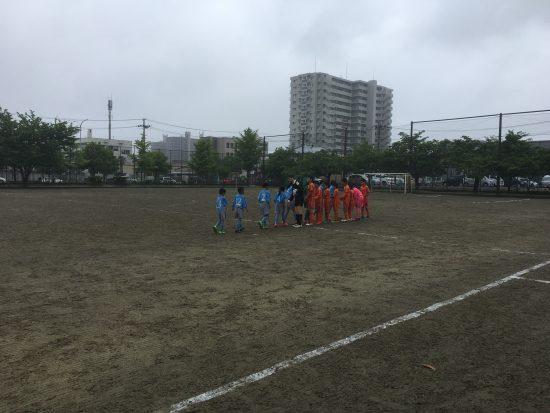 JFA U-12 サッカーリーグ2018の6/10の結果
