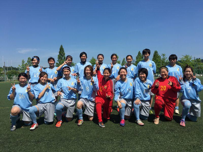 第40回宮城県女子サッカー選手権の結果