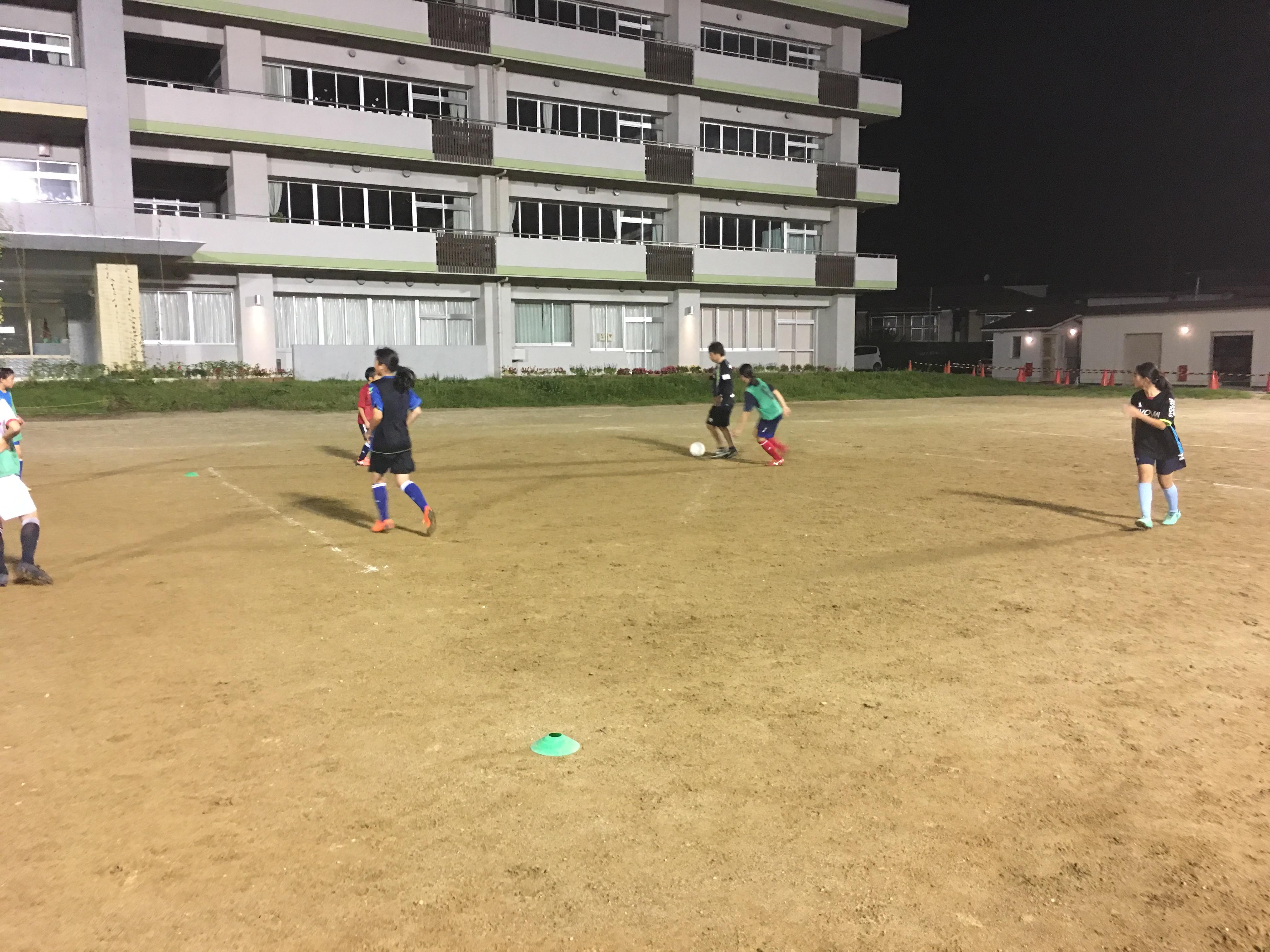 【9/13(木) 新田小学校ナイター練習】大事なことは??