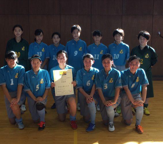 JFA第10回全日本U-15フットサル選手権大会宮城県大会の結果
