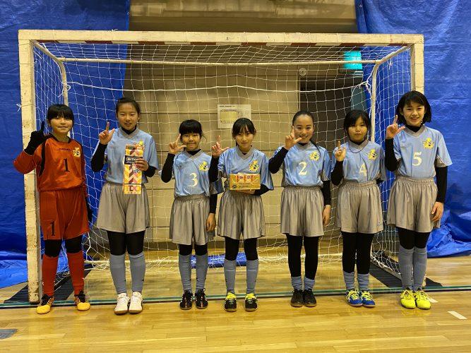 第10回宮城県フットサルフェスティバル(第4回U-12女子)大会