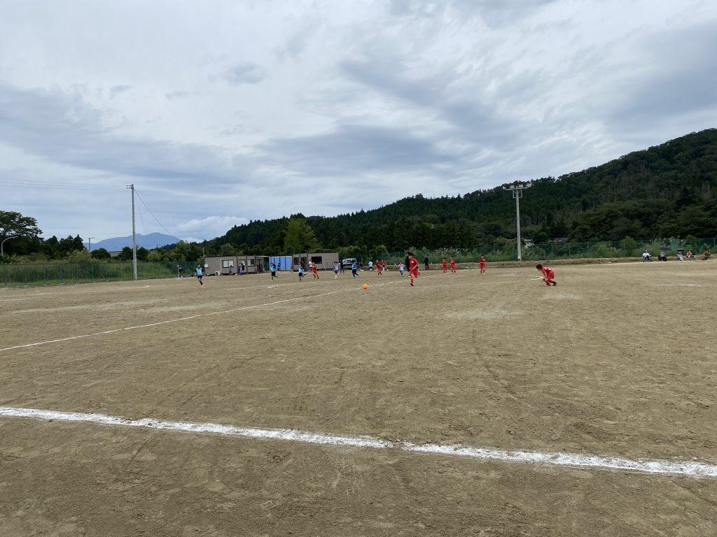 9月20日(日)練習試合を行いました。