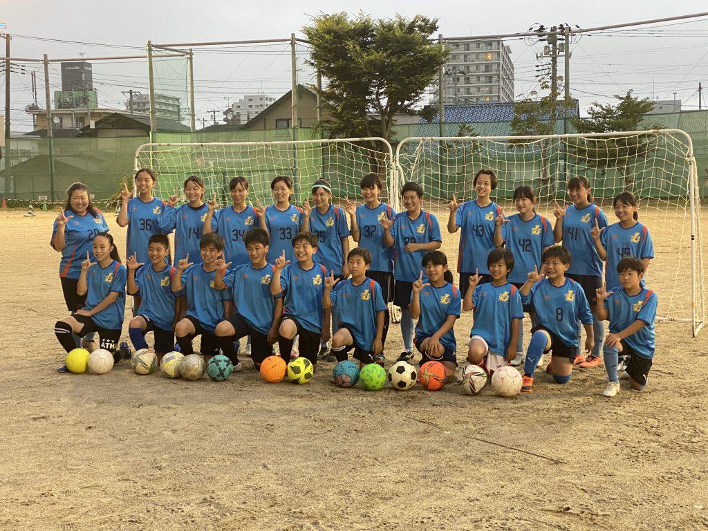 7月29日(木)新田小学校の練習