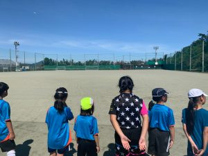 【9/20(月・祝)】北中山コミュニティグランドの練習